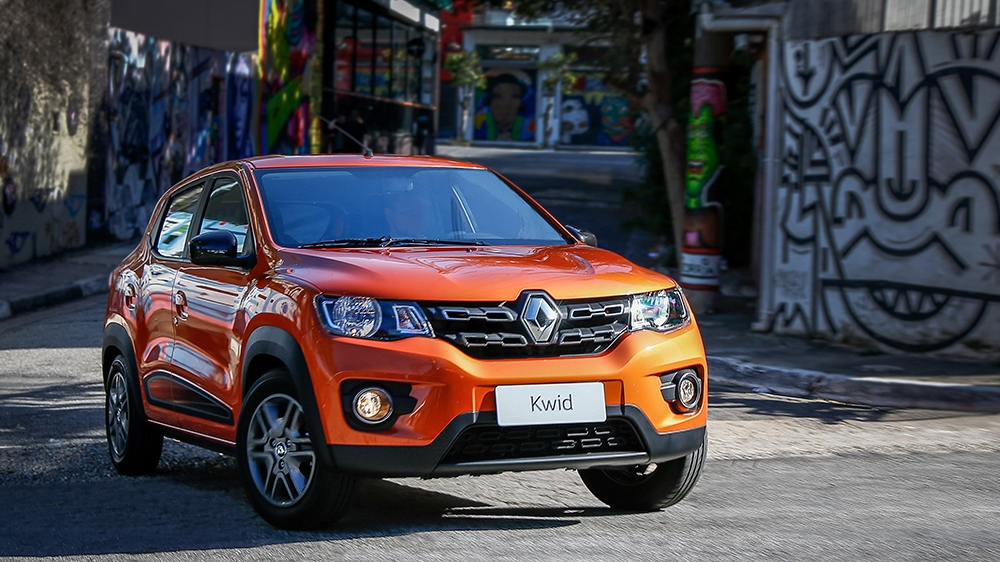 Introducing all-new Kwid, Renault changes the game once again with an urban compact SUV