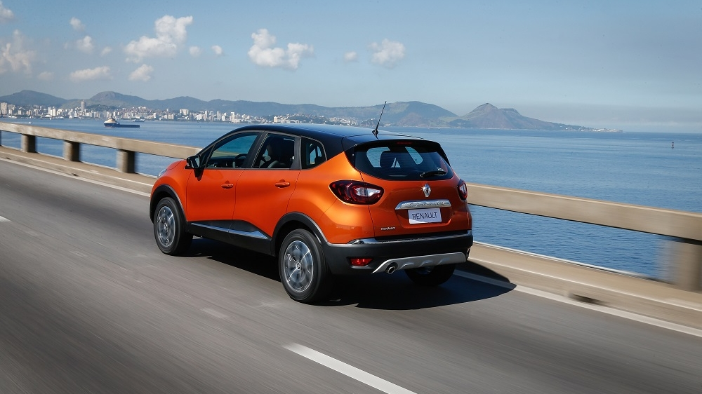 RENAULT CAPTUR 1.6 SCE X-TRONIC CVT NOW WITH ADDED COMFORT AND FUEL EFFICIENCY