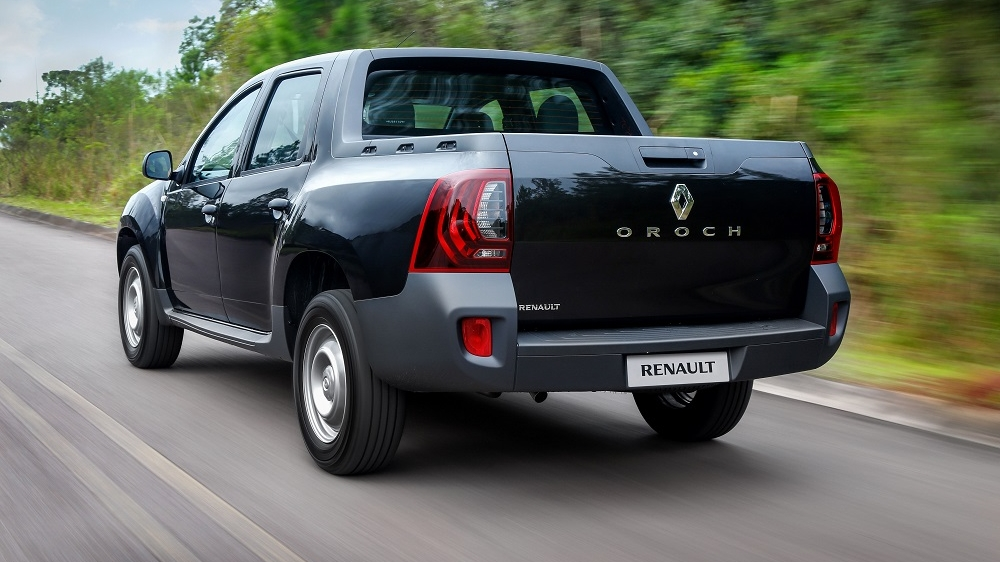 RENAULT DUSTER OROCH EXPRESS IS NEW VERSION TARGETED AT BUSINESSES