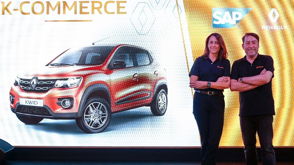 a14b1468488 Renault Brazil innovates once again with the Kwid by introducing its  K-Commerce