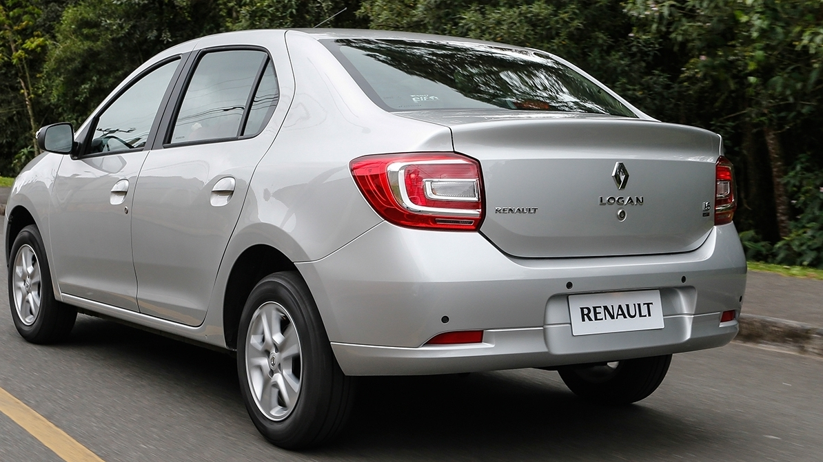 Renault Press New Sandero And Logan With An Automated Transmission
