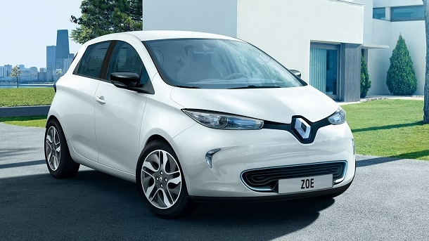 Renault Press Renault Zoe The Eletric Supermini For Everyday Use