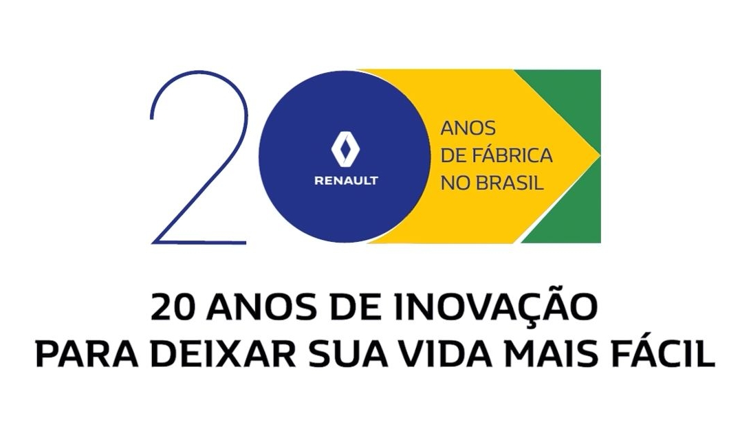 Renault 20 Anos